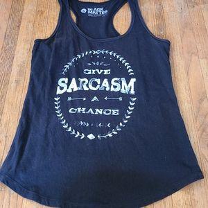Sarcasm Tank